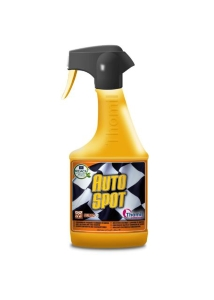AUTO SPOT - Produit détachant tissus automobile -  Spray de 750 ml