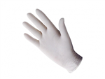 Gants latex naturel poudrés taille 7/8 - MEDIUM - par 100