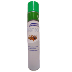 Bombe insecticide insectes rampants 750 ml
