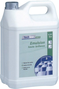 Emulsion haute brillance sols acrylique Techline 5L